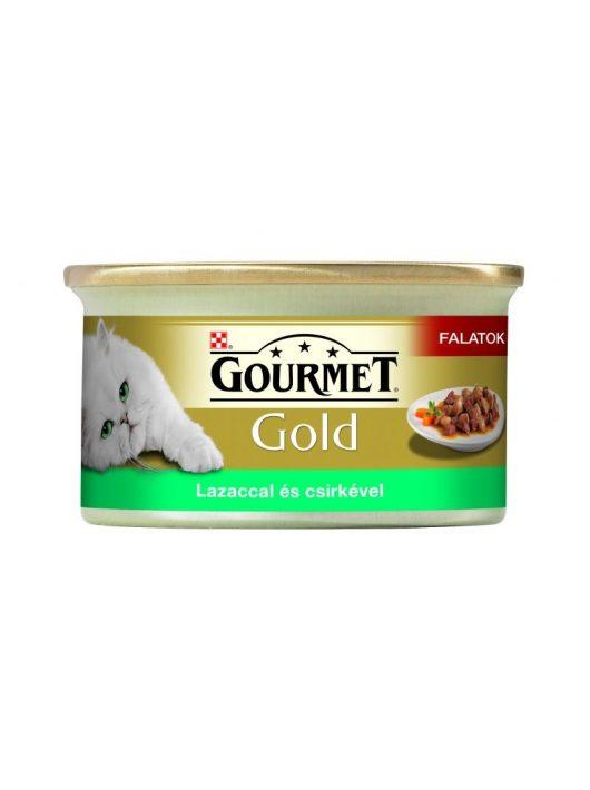 Gourmet-Gold-Szoszban-Lazac-Csirke-85G-Eledel-Macskanak