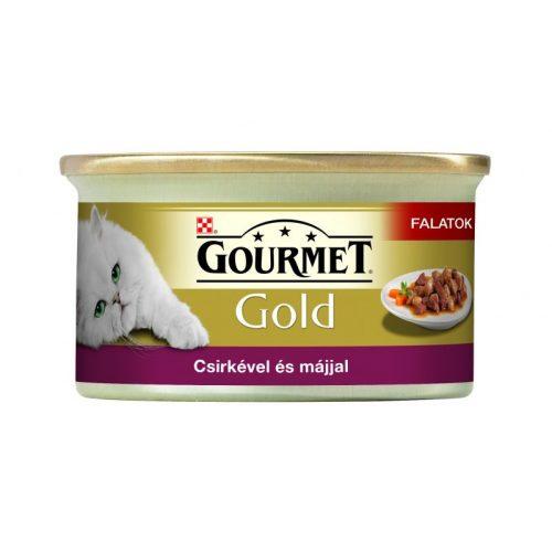 Gourmet-Gold-Szoszban-Csirke-Sziv-Maj-85G-Eledel-Macskanak