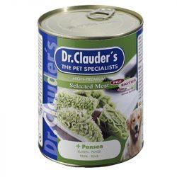 Dr-Clauders-Kutya-Konzerv-Selected-Meat-Pacal-800G