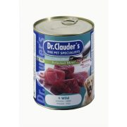 Dr-Clauders-Kutya-Konzerv-Selected-Meat-Vad-400G