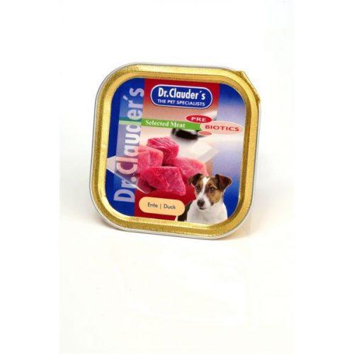 Dr-Clauders-Kutya-Talkas-Selected-Meat-Kacsa-100G