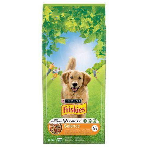 Friskies-Kutyanak-Balance-15Kg-Szaraz-Kutyatap