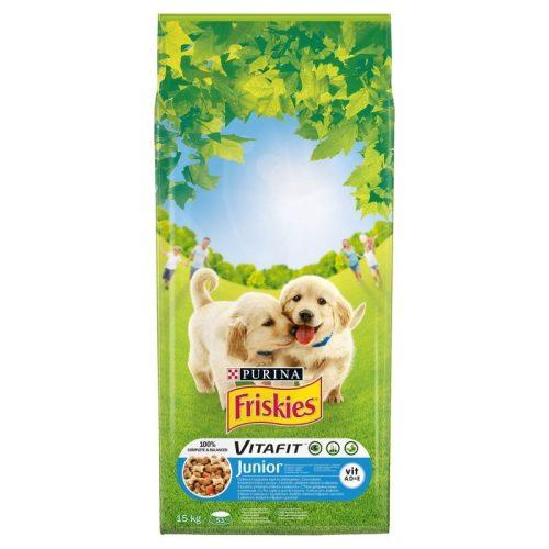 Friskies-Kutyanak-Junior-15Kg-Szaraz-Kutyatap