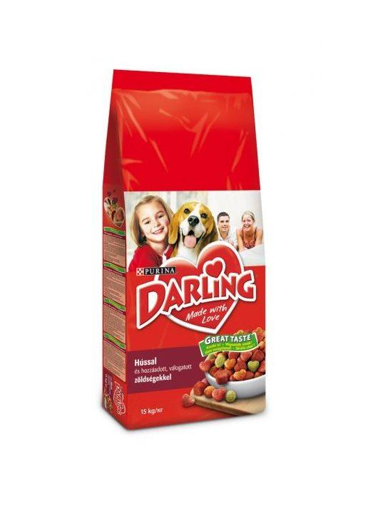 Darling-Kutyanak-Hus-Zoldseg-15Kg-Szaraz-Kutyatap