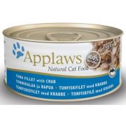 Applaws-Cat-Konzerv-Tonhallal-es-Rakkal-70g