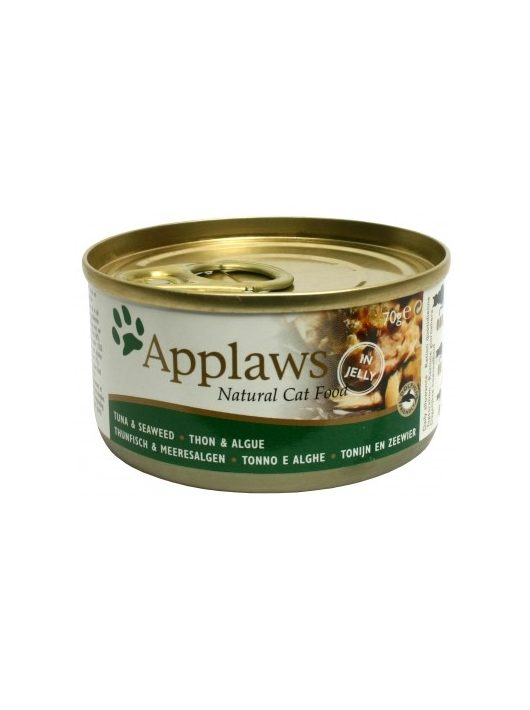 Applaws-Cat-Konzerv-Macskanak-Tonhallal-es-Tengeri-Algaval-Aszpikban-70G