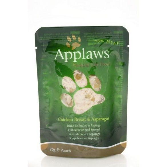 Applaws-Cat-Alutasak-Csirke-Sparga-70G-Eledel-Macskanak
