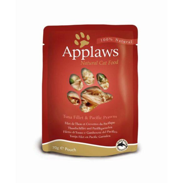 Applaws-Cat-Alutasak-Tonhal-Garnelarak-70G-Eledel-Macskanak
