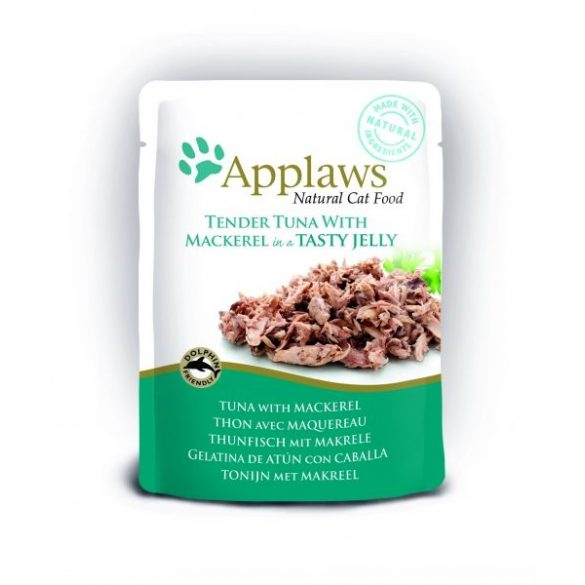 Applaws-Cat-Tasakos-Tonhal-Makrelaval-Zseleben-70G-Eledel-Macskanak