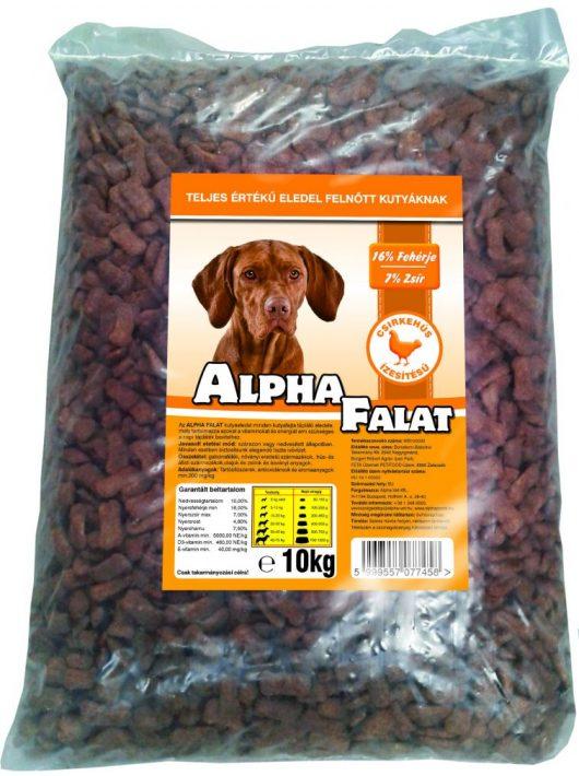 Alpha-Falat-Csirkes-10Kg-Szaraz-Kutyatap
