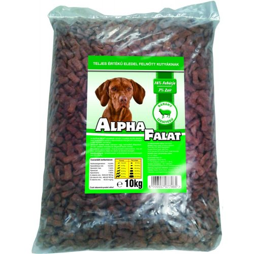 Alpha-Falat-Baranyos-10Kg-Szaraz-Kutyatap