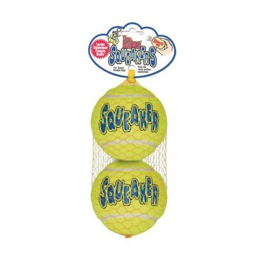 Kong-Squeakair-Ball-Tenisz-Labda-Nagy-Interktiv-Jatek-Kutyanak-