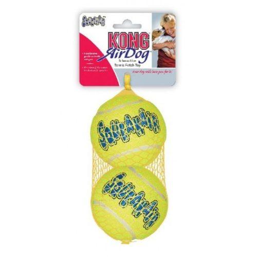 Kong-Squeakair-Tennis-Ball-Labda-Nagy-2db-Interktiv-Jatek-Kutyanak-