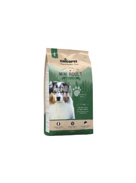 Chicopee-CNL-Mini-Adult-Lamb-Rice-2kg