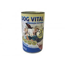 Dog-Vital-konzerv-sensitive-lamb-rice-1240gr