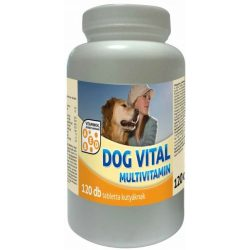 Dog-Vital-Multivitamin-Tabletta-120db