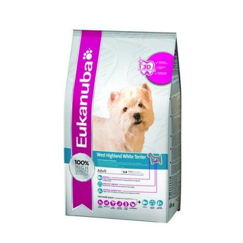 Eukanuba-Breed-West-Highland-Terrier-2_5Kg-Szaraz-Kutyatap
