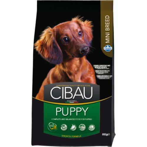 Cibau-Puppy-Mini-800G-Szaraz-Kutyatap