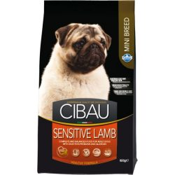 Cibau-Sensitive-Lamb-Mini-800G-Szaraz-Kutyatap