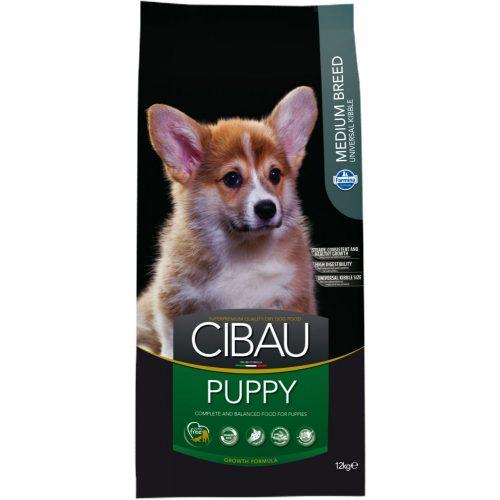 Cibau-Puppy-Medium-12Kg-Szaraz-Kutyatap