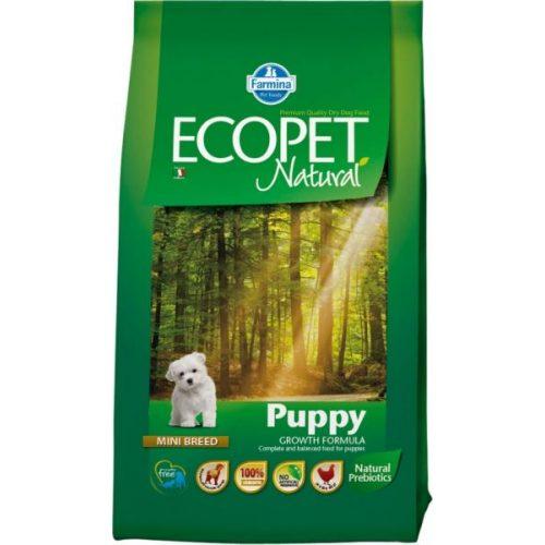 Ecopet-Natural-Puppy-Mini-2_5Kg-Szaraz-Kutyatap