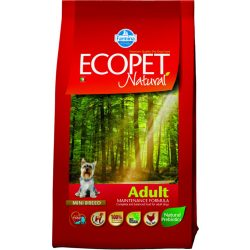 Ecopet Natural Adult Mini 14Kg Száraz Kutyatáp