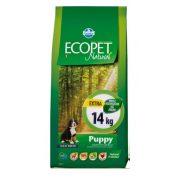 Ecopet-Natural-Puppy-Maxi-14Kg-Szaraz-Kutyatap