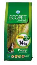 Ecopet Natural Puppy Maxi 14Kg Száraz Kutyatáp
