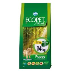 Ecopet-Natural-Puppy-Medium-14Kg-Szaraz-Kutyatap