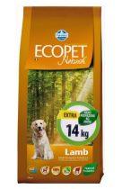 Ecopet Natural Lamb Medium 14Kg Száraz Kutyatáp