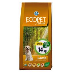 Ecopet-Natural-Lamb-Medium-14Kg-Szaraz-Kutyatap