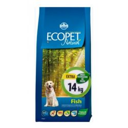 Ecopet Natural Fish Medium 14Kg Száraz Kutyatáp