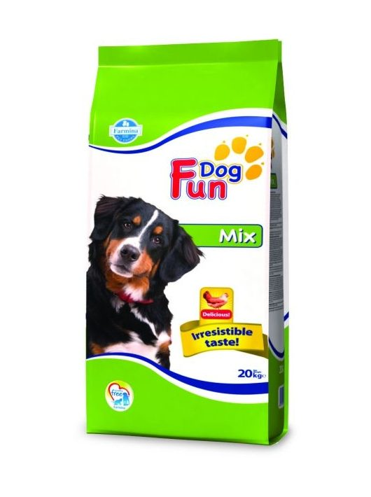 Fun-Dog-Mix-10Kg-Szaraz-Kutyatap