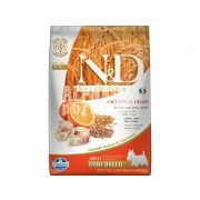 N-D-Dog-Low-Grain-Tokehal-narancs-Adult-Mini-7kg