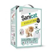Sanicat-Evolution-Kitten-csomosodo-macskaalom-Bentonit-6l