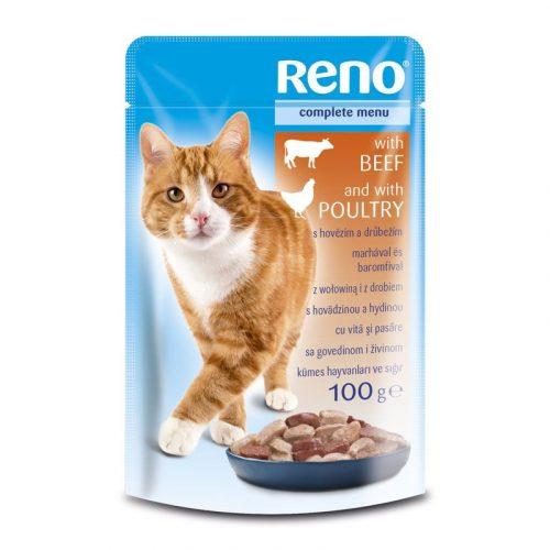 Reno-Alutasakos-Macskaeledel-Szarnyas-Marha-100G
