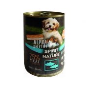 Spirit-of-Nature-Dog-konzerv-Tonhallal-es-lazaccal-415gr