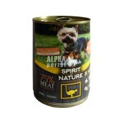 Spirit-of-Nature-Dog-konzerv-Strucchussal-415gr