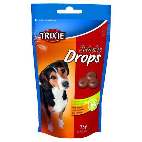 Csokolade-Drops-75gr-Jutalomfalat-Kutyanak-TRX31611