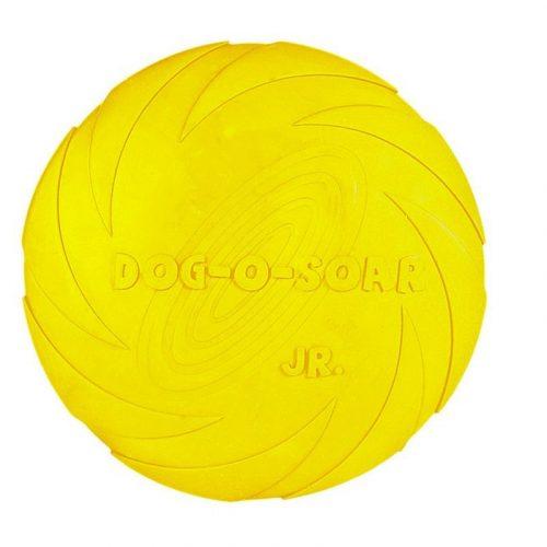 Gumi-Doggy-Disc-uszo-22cm-Jatek-Kutyanak-TRX33502