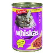 Whiskas-Konzerv-Csirkehussal-400g